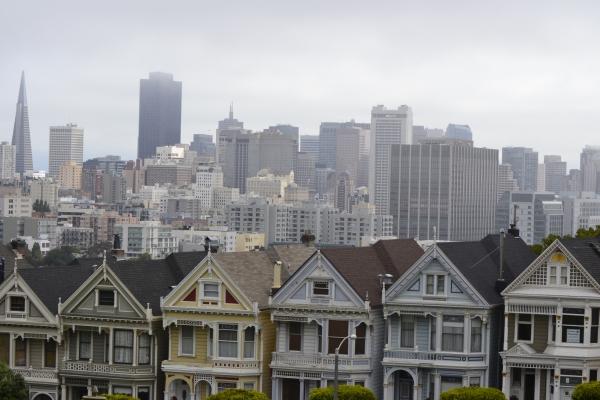 San Francisco - La Parisienne Trotteuse