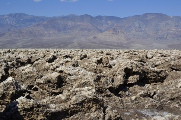 Death Valley - La Parisienne Trotteuse