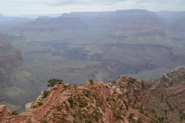 Grand Canyon - La Parisienne Trotteuse