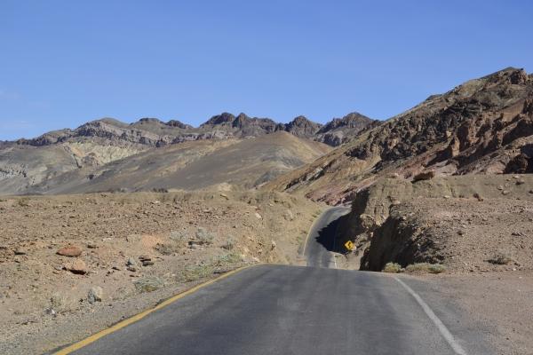 Death Valley - Big DIP - La Parisienne Trotteuse