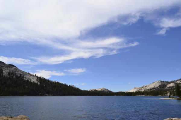 Yosemite Park - La Parisienne Trotteuse