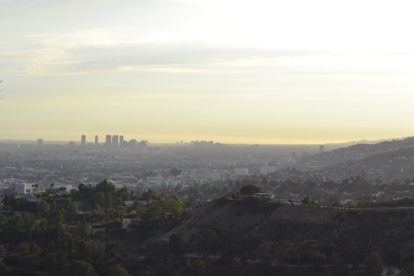 Los Angeles - La Parisienne Trotteuse