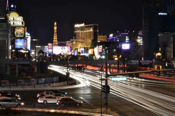 Las Vegas - La Parisienne Trotteuse