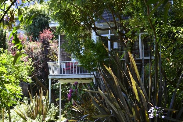 San Francisco - Filbert Steps - La Parisienne Trotteuse
