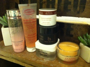 Routine visage By La Parisienne Trotteuse