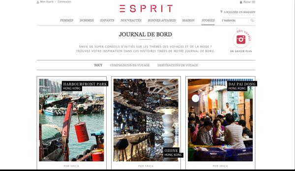 Journal de Bord Esprit